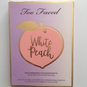 Too Faced White Peach Palette